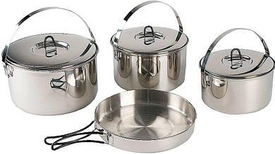 Набор посуды Tatonka Family Cook Set (4024.000)