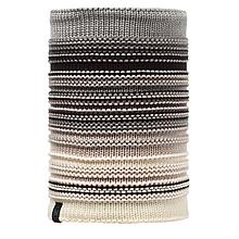 Повязка на шею Buff Neckwarmer Knitted and Polar Fleece Neper Eleni Grey/Grey Vigore