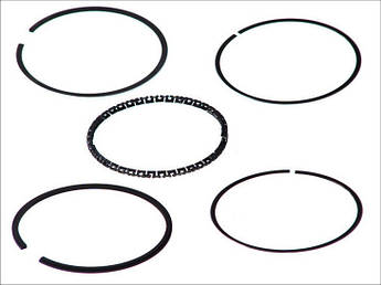Кольца поршневые Opel 1,6S OHC - 1986 D=80,5 (+0,50 1,5-1,75-4  комплект на 1 цилиндр)