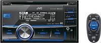 2-DIN CD/MP3-РЕСИВЕР JVС KW-SD70BTEYD