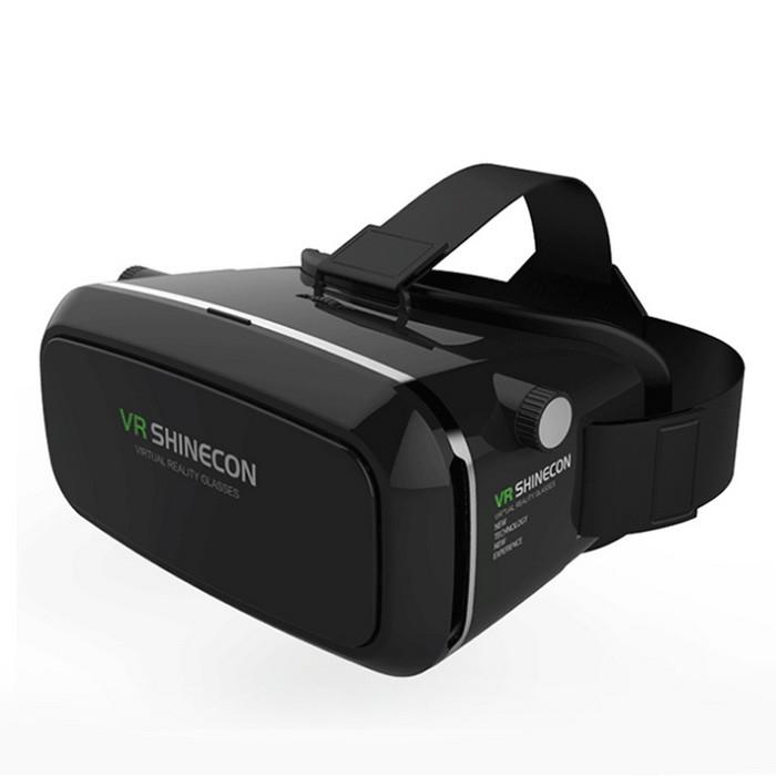 Очки виртуальной реальности для смартфонов Shinecon VR Black
