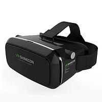 Очки виртуальной реальности для смартфонов Shinecon VR Black, фото 1