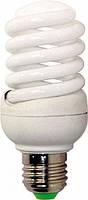 Лампа энергосберегающая тип screw, цоколь Е27, 20W, 4200 К, колба Т2, Инекст
