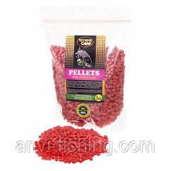 "Пеллетс Texnoкарп Flavored Carp Pellets - ""Krill"""