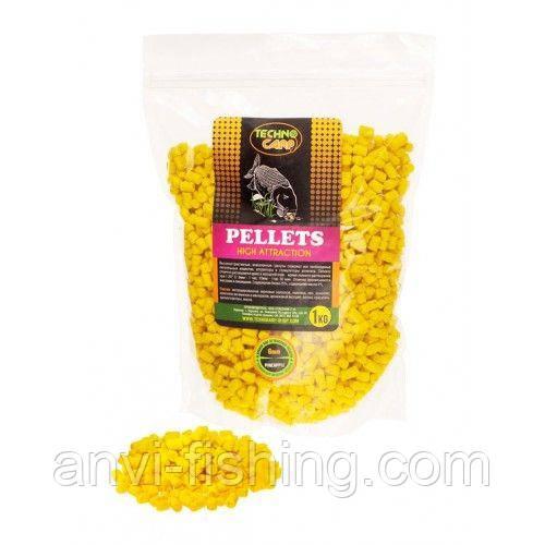 """Пеллетс Texnoкарп Flavored Carp Pellets - """"Pineapple"""""""