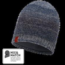Шапка Buff Knitted & Polar Hat Liz Dark Navy