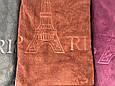 Банное полотенца Париж 70-140, фото 3