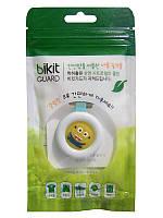 ✅ Репеллент от комаров, средство от комаров для детей, Bikit Guard, цвет - голубой (миньон)
