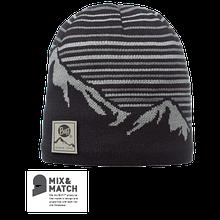 Шапка Buff Knitted & Polar Hat Laki Black