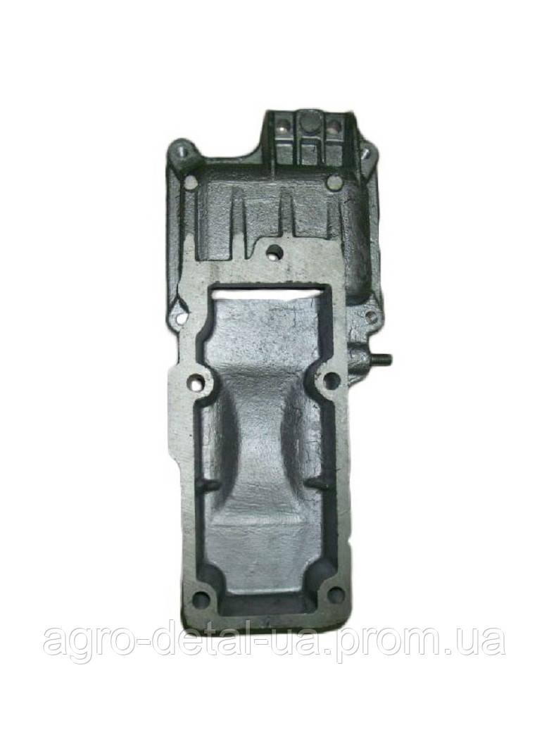Крышка верхняя передней плиты236-1002255-В4 под компрессор двигателя ЯМЗ 236,ЯМЗ 238