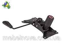 Механизм качания 150 х 250 мм для офисного кресла стула Топ-ган Тилт