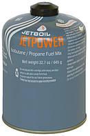 Газовый баллон Jetboil Jetpower fuel 450 гр