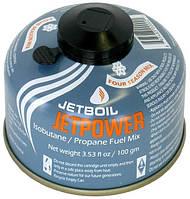 Газовый картридж JETBOIL Jetpower fuel 100 gr. canister
