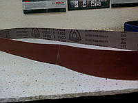 Шлифовальная лента для станков Гриндер CS310X (CS 310 X) Klingspor 50х610 мм. р24