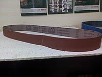 Шлифовальная лента для станков Гриндер CS310X (CS 310 X) Klingspor 50х610 мм. р150