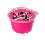 Тесто плавающее флуорисцентное Сorona® 35 мл Клубника, фото 2