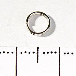 Кольцо заводное пружина упаковка 20грамм, диаметр 6мм