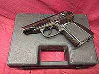 Пневматический пистолет ПМ Baikal MR-654K 07г.в. б.у.