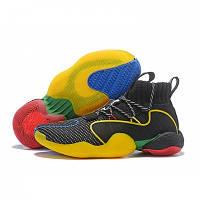 Баскетбольные кроссовки  Adidas Pharrell x Originals Crazy BYW