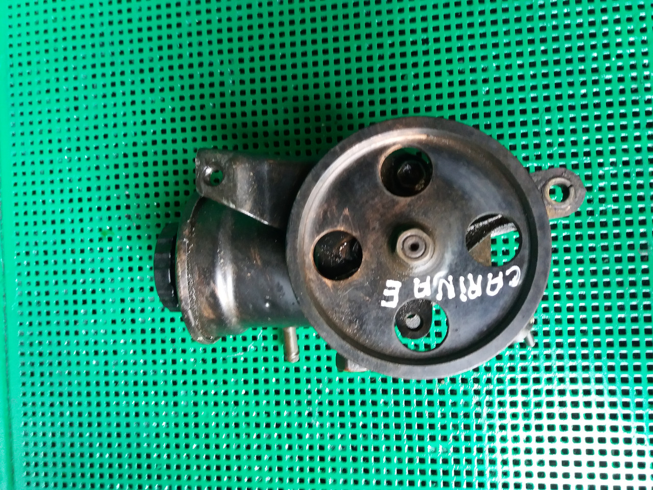 Насос гідропідсилювача керма ГУР для Opel Vectra A