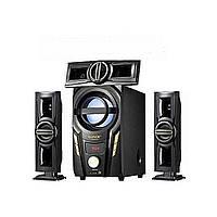 Акустическая система комплект 3.1 Era Ear E-703A (USB/FM-радио/Bluetooth) 60 Вт