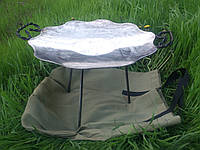 Сковорода для пикника 63 см, сковорода для кемпинга из диска бороны, Барбекю, мангал, гриль, жаровня