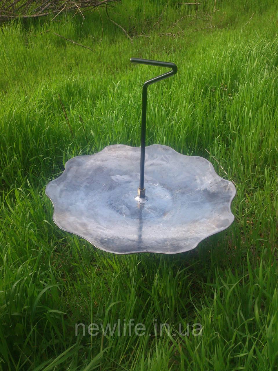 Сковорода из диска бороны 40-45см