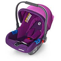 Переноска бебикокон El Camino ME 1009-2 фиолетовый