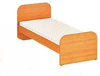 Кровать односпальная КР-7А (мебель для гостиниц)