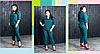 Брючный костюм женский с рубашкой, с 48 по 98 размер