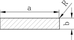 Алюминиевая полоса | Под заказ. Ширина 4,8-45 мм.