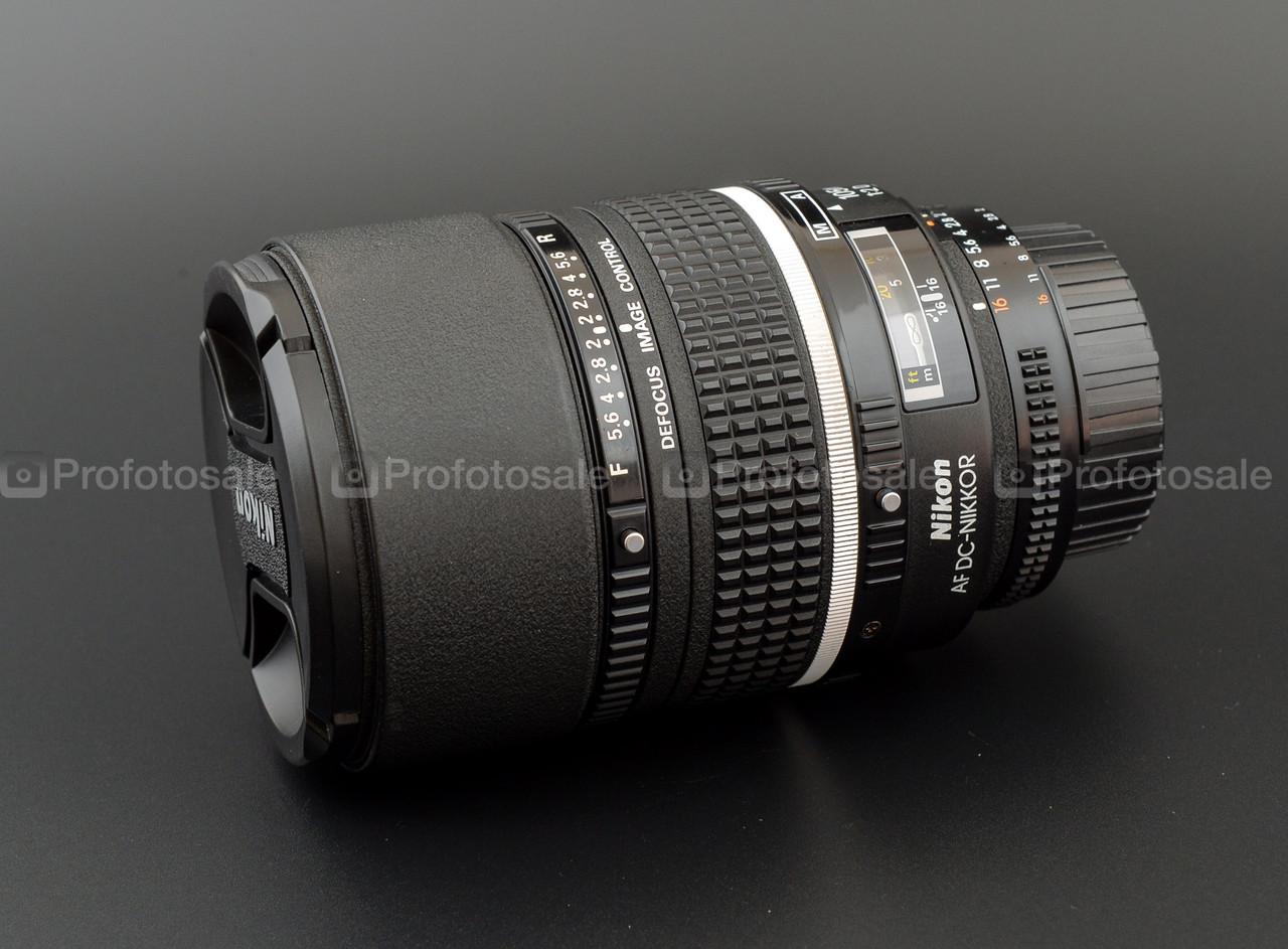 Nikkor AF 105 mm f/2.0D DC