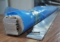 Алюминиевая полоса   Шина, Без покрытия, 20х2 мм, фото 1