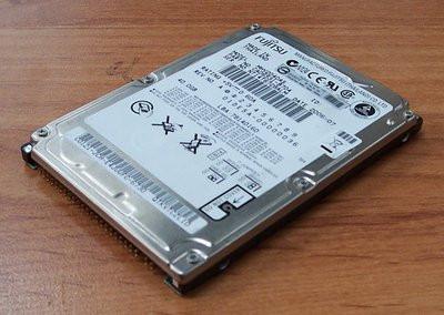 """Винчестер для ноутбука 30GB  IDE 2.5"""" б/у"""