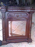 Портал для каміну з натурального дерева 0683730030