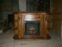 Портал для каміну з натурального дерева 0688014953