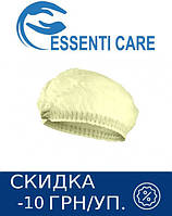 Шапочка-клип жёлтая Essenti Care (MONDO) 100 шт