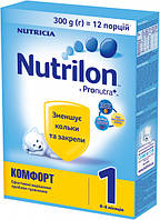 Сухая смесь Nutrilon Комфорт 1 300 г (5900852038501)