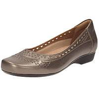 Женские туфли Сlarks (Англия) из натуральной кожи, размер 41