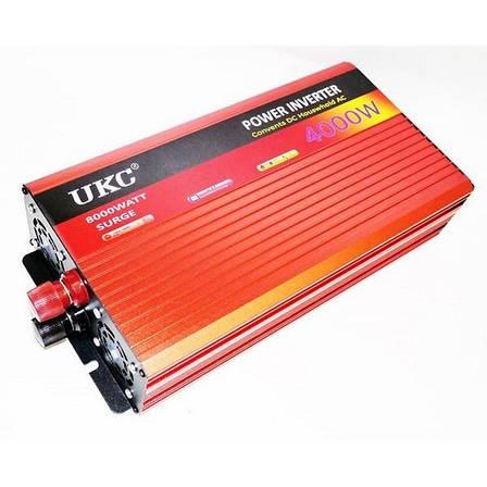 Перетворювач AC/DC AR 3000W (c функції плавного пуску перетворювача) перетворювач електрики, інвертор, фото 2