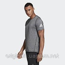 Мужская футболка Adidas FreeLift Sport Ultimate Heather DU1450  , фото 2