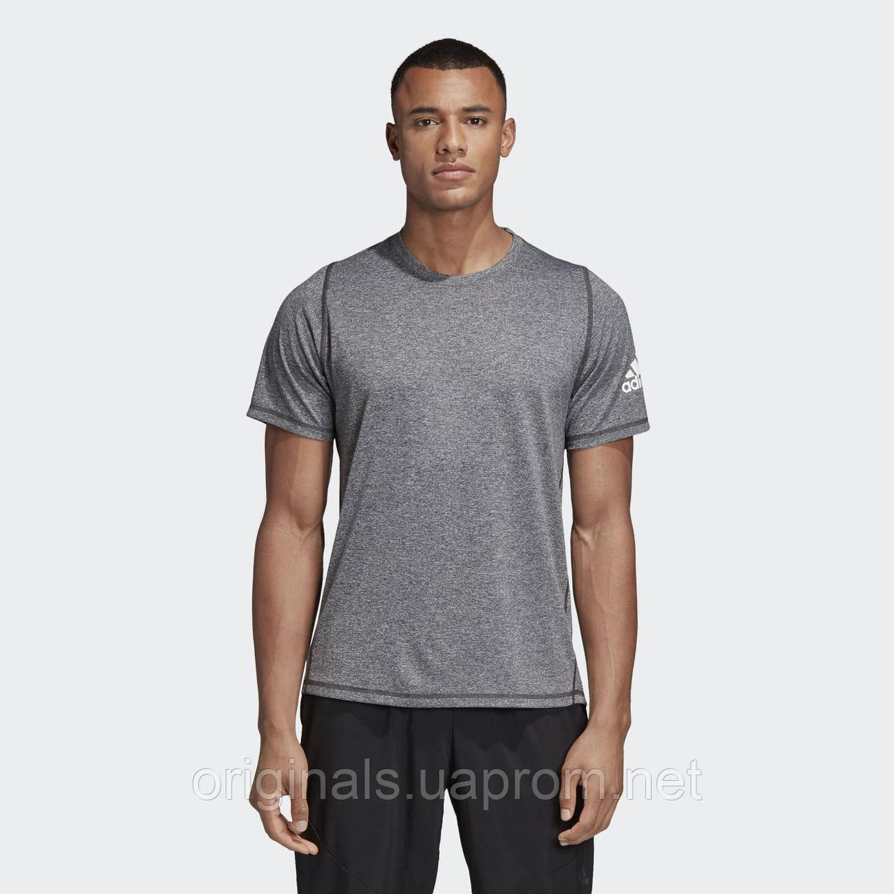 Мужская футболка Adidas FreeLift Sport Ultimate Heather DU1450
