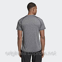 Мужская футболка Adidas FreeLift Sport Ultimate Heather DU1450  , фото 3