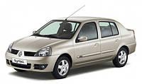 Фаркоп Renault Symbol (седан 2002-)(Рено Симбол) Автопрыстрий
