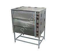 Шафа пекарська трикамерна ШПЕ-3 Н (Україна)