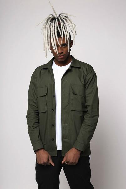 21f04604810 Куртка-рубашка хаки мужская Фьюри (Fury) от бренда ТУР - Дом Покупок в