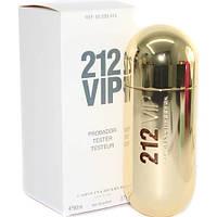 Тестер Carolina Herrera 212 VIP EDP 80 ml (оригинал)