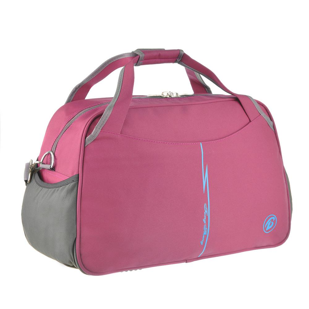 Дорожная сумка Tong Scheng  52х33х26 нейлон  кс99210бор