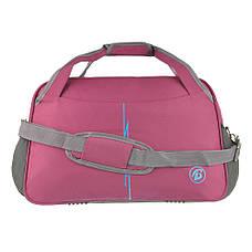 Дорожная сумка Tong Scheng  52х33х26 нейлон  кс99210бор, фото 3