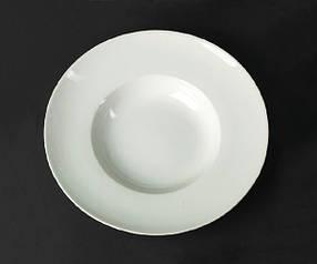 Тарелка глубокая фарфоровая Helios Extra white 600 мл (A7010)